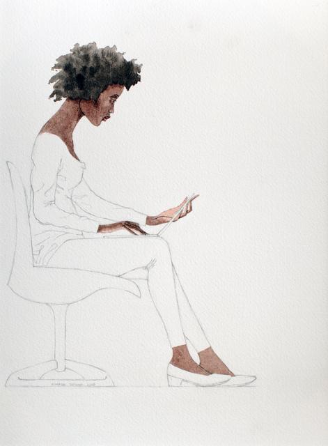 , 'Notebook XXXIV,' 2018, Ed Cross Fine Art