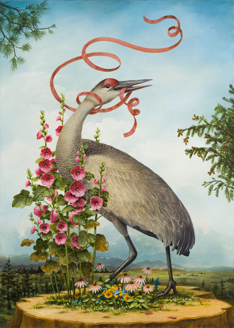 Kevin Sloan, 'Admit One', 2015, Conde Contemporary