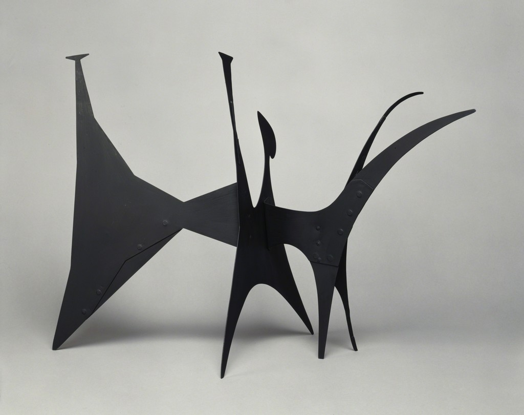 the biography of american artist alexander calder Alexander calder (1898-1976): biography of kinetic sculptor, inventor of mobiles  and stabiles  biography of american kinetic artist, sculptor & painter.