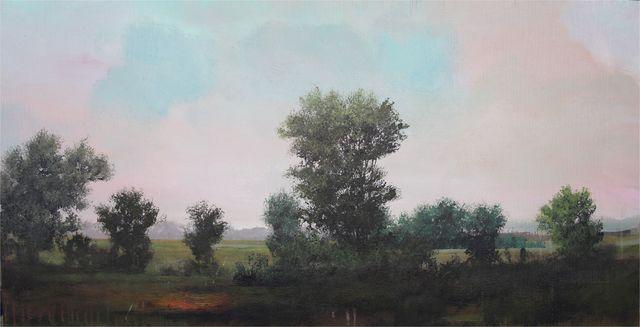 , 'Terrain,' 2016, Galerie de Bellefeuille
