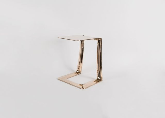 , 'Garrison, Sculptural Side Table,' 2017, Maison Gerard