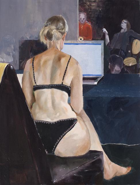 , 'Die Spielerin,' 2008, Aki Gallery