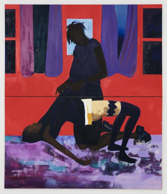 , 'AGSILA & HEALER - MAGIC LESSON,' 2016, Andersen's Contemporary