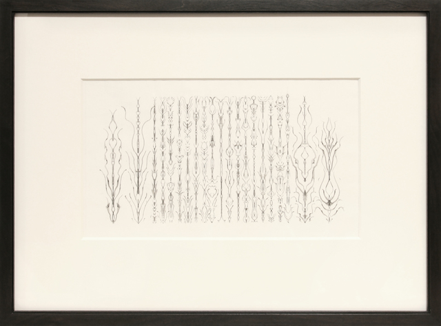 , 'Untitled Inkblot Drawing (1570),' 2000, Anglim Gilbert Gallery