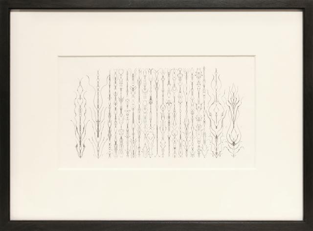 , 'Untitled Inkblot Drawing (1570),' 2000, Anglim Gilbert Gallery