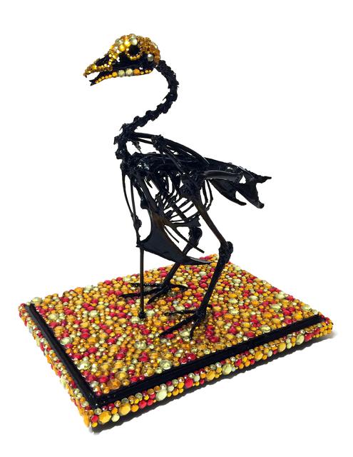 "Jeff Fulmer, '胡說 (""Poppycock"") ', 2016, Priscilla Fowler Fine Art"