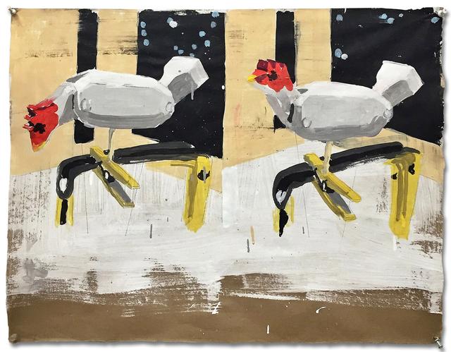 , 'Pete's Chicken Gig,' 2015, Birch Contemporary