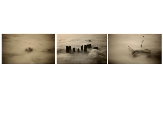 , 'Dubai Triptich 2,' 2013, Anita Beckers