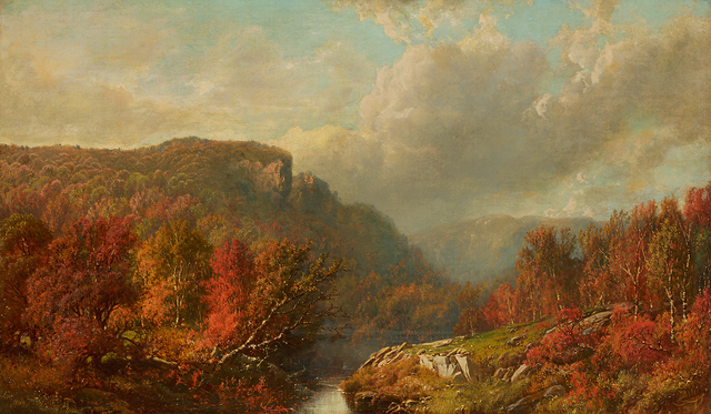 , 'October in the Blue Mountains,' , Questroyal Fine Art