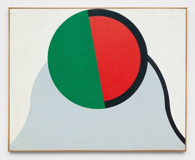 Takesada Matsutani, 'A Face-C', 1971, Hauser & Wirth
