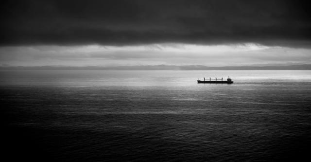 , 'Black Ship | Bahia - Brazil,' 2014, TOTH GALLERY