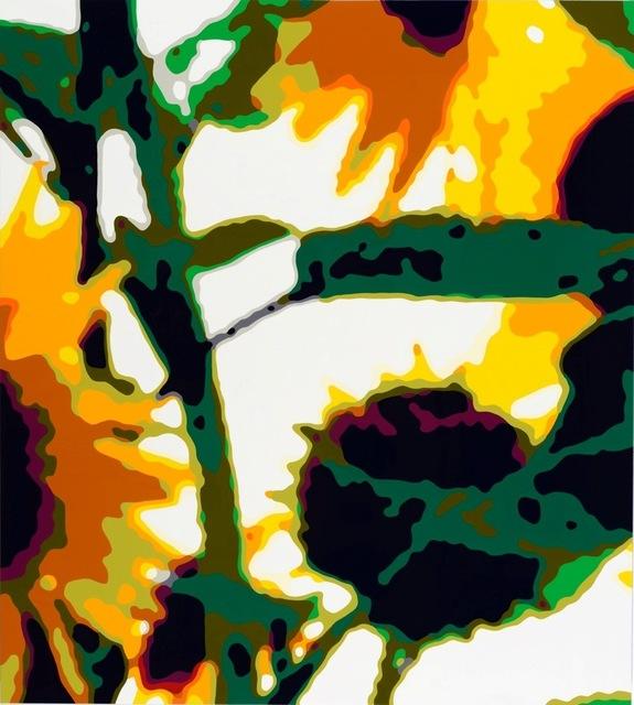 Konrad Winter, 'Sonnenblumen', 2018, Davis Klemm Gallery