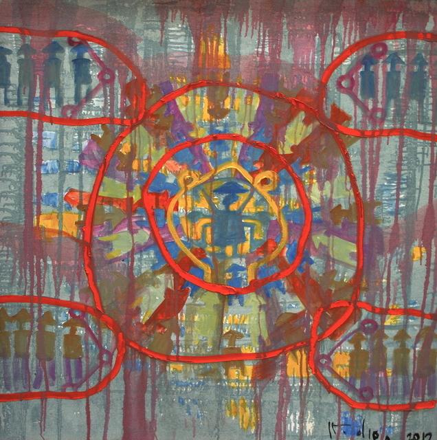 , 'Alluvial XIII  冲积 十三,' 2012, Galerie Dumonteil