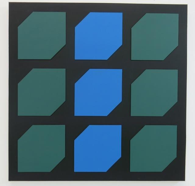 , 'Cuvision,' 1970, Durban Segnini Gallery