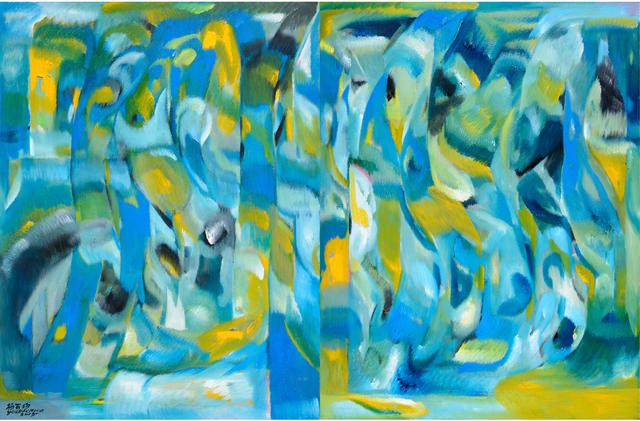 , 'Golden Autumn,' 2015, Hai Hui Gallery
