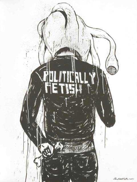 , 'Politycally Fetish ,' 2012, Arario Gallery