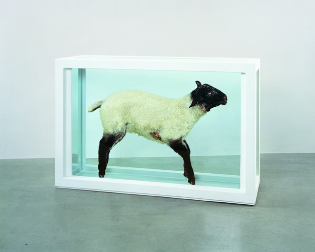 Damien Hirst, 'Away from the Flock,' 1994, The Broad