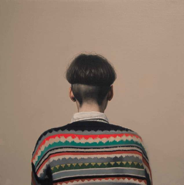 , 'Back Portrait No. 11 (Sweater),' 2015, ARCADIA CONTEMPORARY