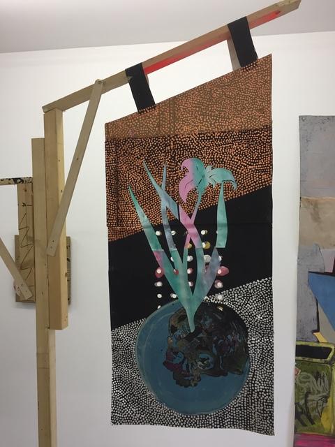 , 'Vaandel 3,' 2018, Galerie Bart