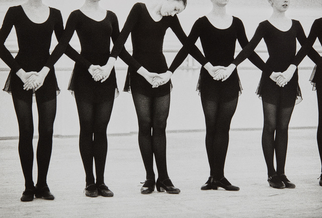 Martine Franck, 'Rehearsal, Ballet Moiseyev, Moscow, Russia', 2000, Phillips