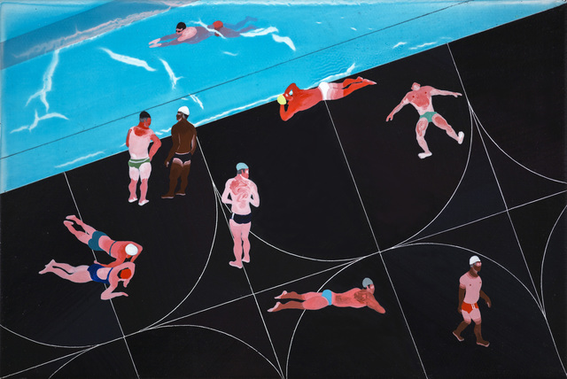 , 'Tiny Swimming Pool 2,' , Aki Gallery