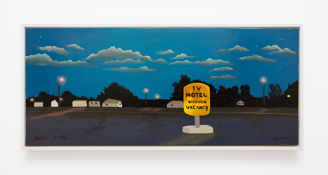 Jessie Homer French, 'Night Motel ', 2004, VARIOUS SMALL FIRES