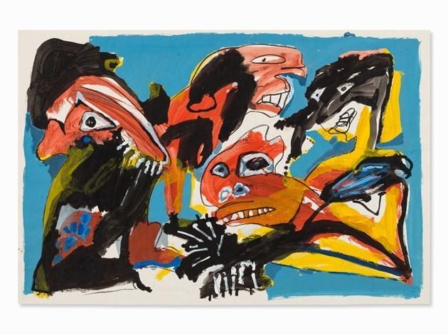 , 'Untitled,' 1977, Galerie Van der Planken
