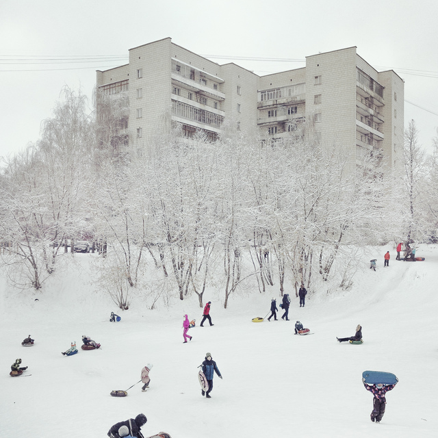 Dmitry Markov, 'Kostroma', 2017, Photography, ChromaLuxe aluminum print, Anna Nova Gallery