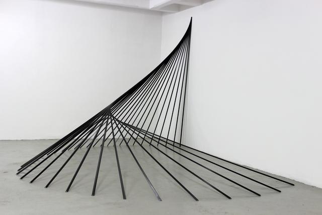 , 'General perimeters upstand trims aluminum, Armstrong,' 2015, The Flat - Massimo Carasi