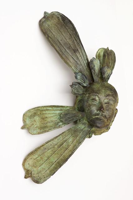 , 'Flower Head 3,' 2012, Barbara Gross
