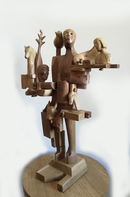 , 'Poursuivre,' 2016, Artscoops