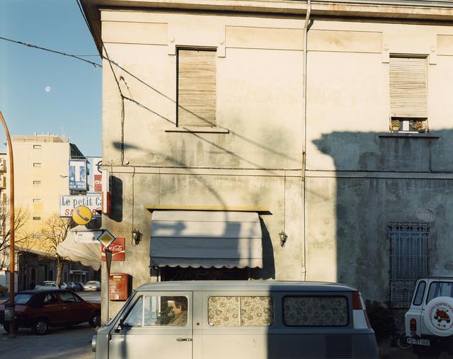 , 'Via Piave, Cesena, 1986,' 1986, Large Glass