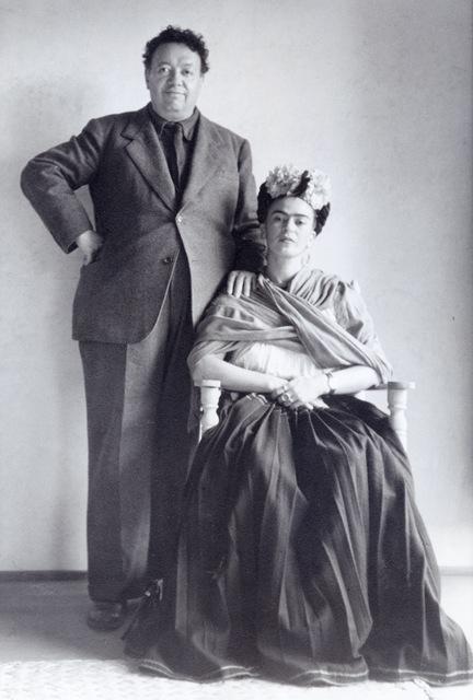 , 'Diego and Frida, San Francisco,' 1940, Matthew Liu Fine Arts