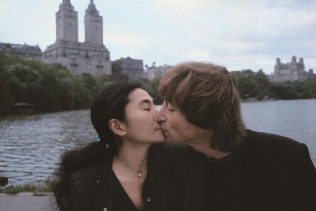 John Lennon, Yoko Ono 1980