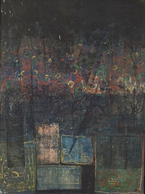 , 'Untitled 45,' 1978, Hafez Gallery