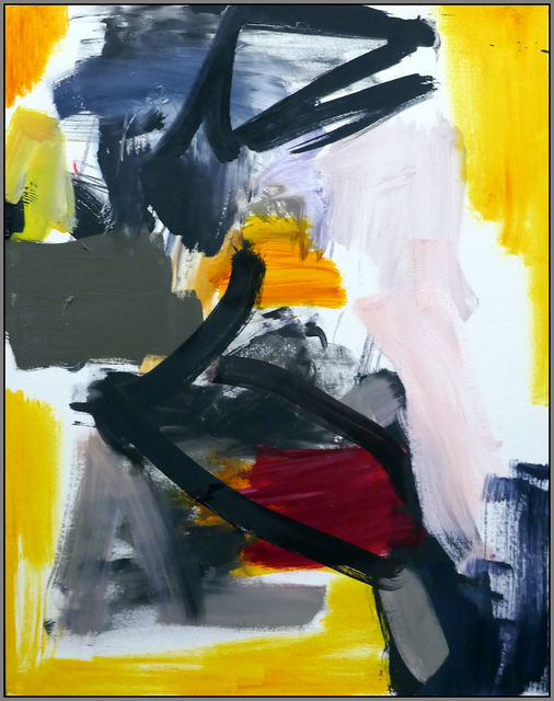 , 'Ouvert No 49,' 2018, Oeno Gallery