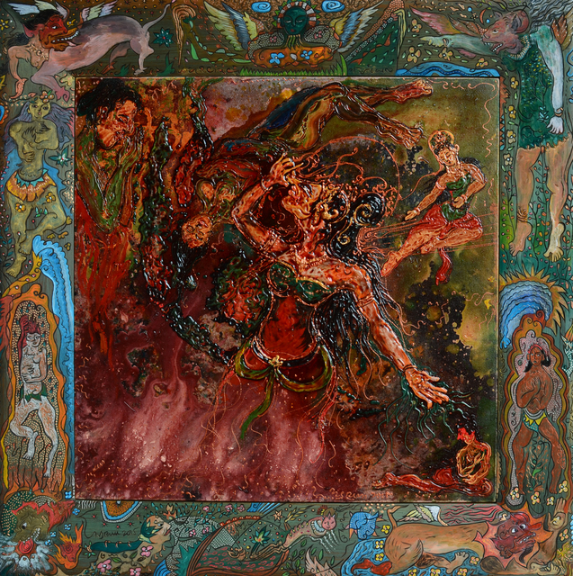 , 'Ibu Pertiwi (Motherland) #1,' 2015, Mizuma Art Gallery