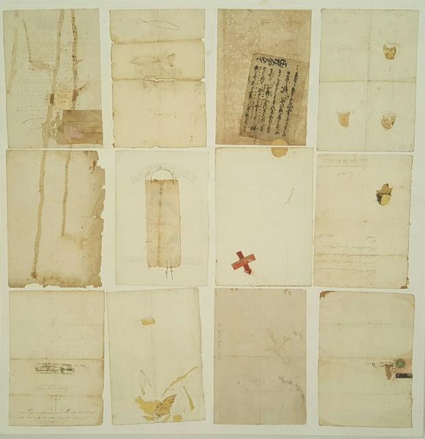 Fernando Alday, 'Religious forest II', 2016, Anquins Galeria