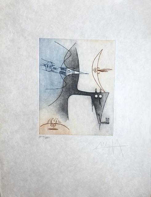 Wifredo Lam, 'Vingtième Parallèle Suite (20th Parallel Series)', 1966, Discoveries In Art