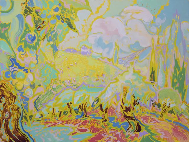 , 'Antica Vigna - Ancient Vineyard,' 2018, Sorelle Gallery Fine Art