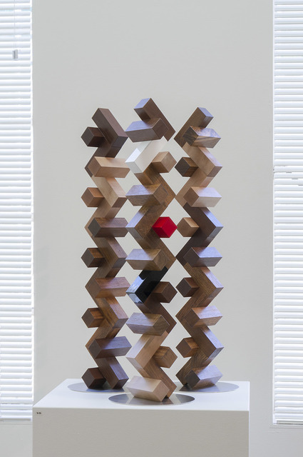 , 'Model: Harlequin (inverted/random/disrupted) 2015:14,15,16,' 2015, Charles Nodrum Gallery