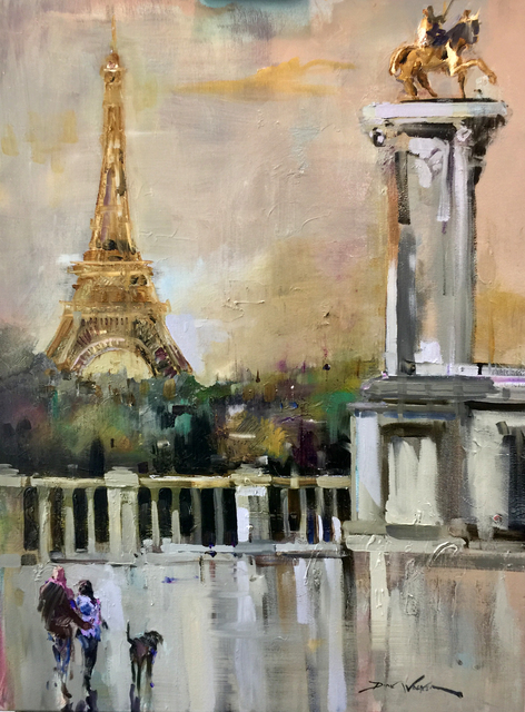 , 'Together in Paris,' , Beverly McNeil Gallery