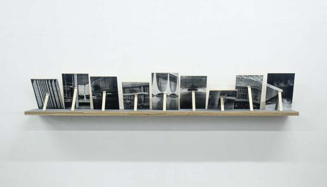 , 'FALHA ESTRUTURAL 2,' 2014, Galería Vermelho