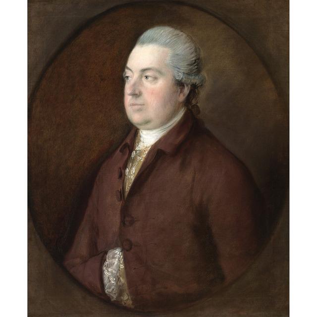 , 'Portrait of Francis Bennett (1712-1790),' ca. 1766, M.S. Rau Antiques