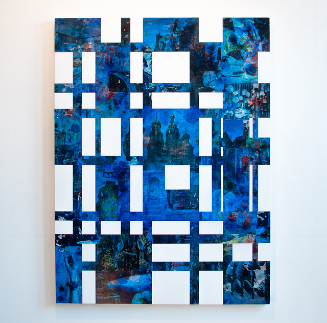 Joan Snitzer, 'Composition 4', 2014, A.I.R. Gallery