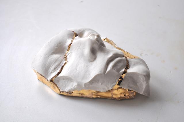 , 'Réparation - Masque,' 2017, Galerie Ariane C-Y
