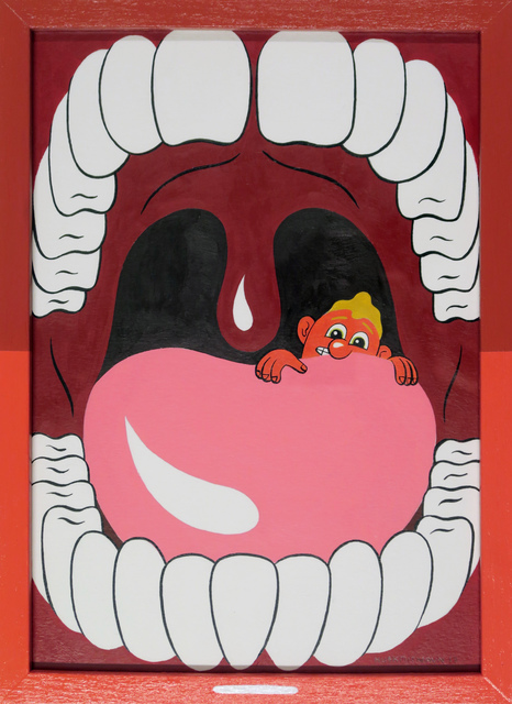 , 'Big Mouth,' 2017, V1 Gallery