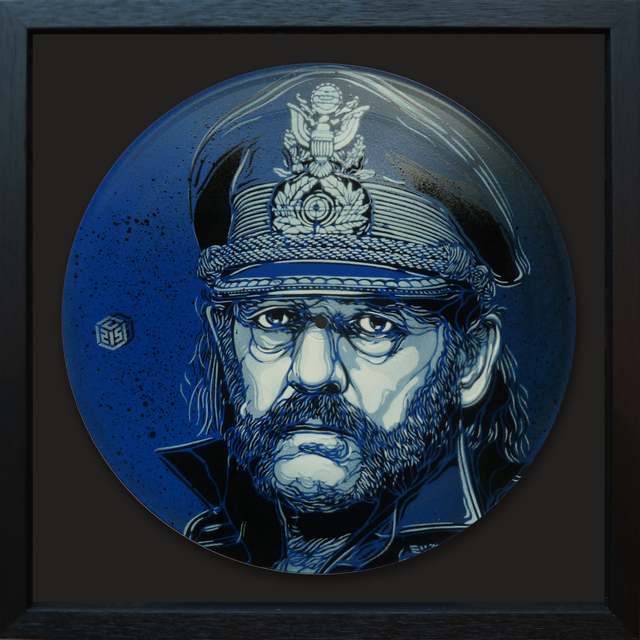 , 'Lemmy,' 2017, StolenSpace Gallery