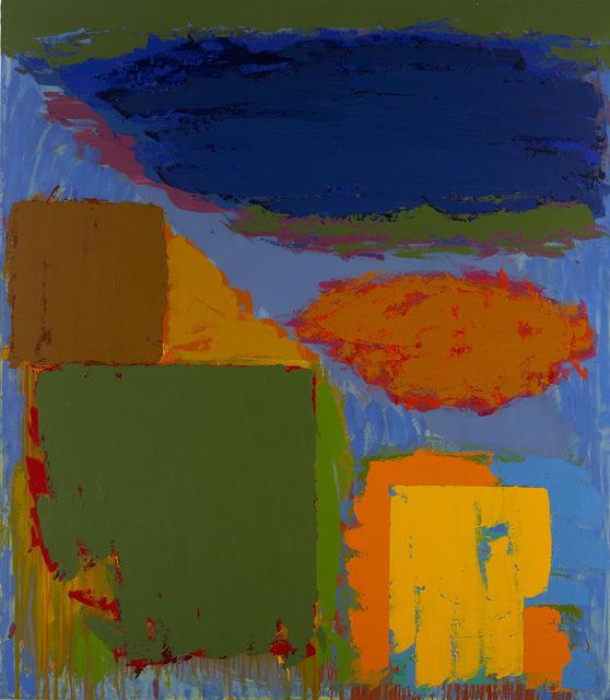 , 'Longspeak 18.4.79,' 1979, Newport Street Gallery
