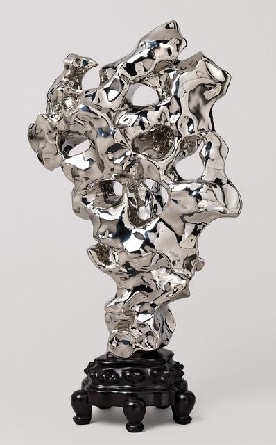 Zhan Wang 展望, 'Artificial Rock #10 假山石', 2001, The Metropolitan Museum of Art